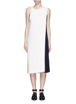 Main View - Click To Enlarge - Acne Studios - 'Glenna' side split sleeveless long top