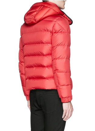 Back View - Click To Enlarge - Moncler - 'Hymalay' quilted hood down jacket