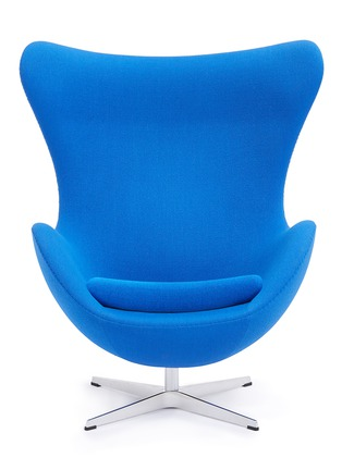 Main View - Click To Enlarge - REPUBLIC OF FRITZ HANSEN - Egg lounge chair