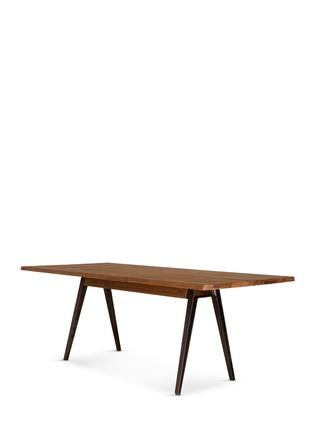 Main View - Click To Enlarge - De La Espada: Matthew Hilton - Welles walnut table