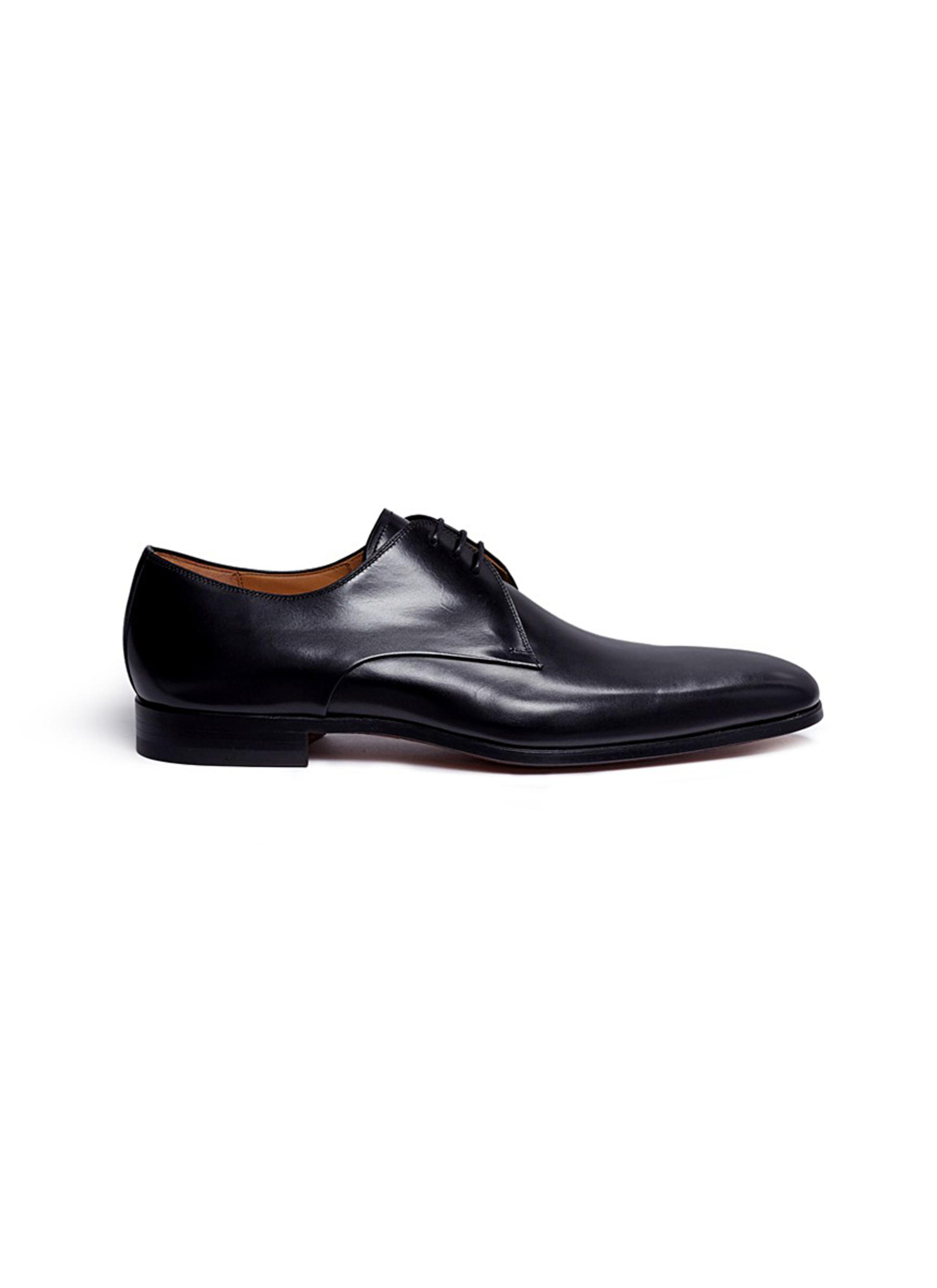 JACOBY CALFSKIN LEATHER DERBIES by Magnanni