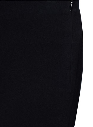 Detail View - Click To Enlarge - Theory - 'Simonne' admiral crepe wide leg pants