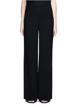 Main View - Click To Enlarge - Theory - 'Simonne' admiral crepe wide leg pants