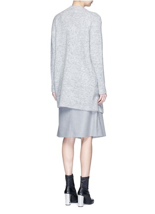 Back View - Click To Enlarge - Acne Studios - 'Raya' mohair blend cardigan