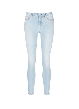 Main View - Click To Enlarge - Acne Studios - 'Skin 5' stretch cotton skinny jeans
