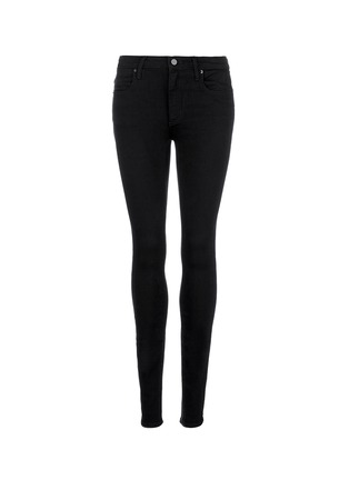 Main View - Click To Enlarge - T By Alexander Wang - 'WANG 001' slim fit jeans