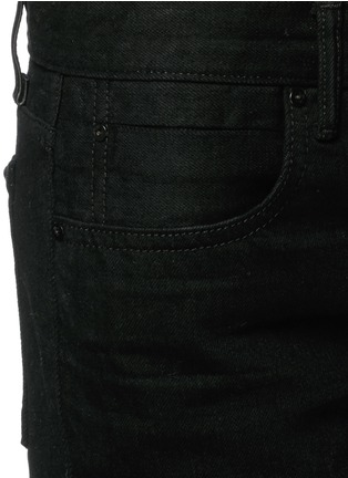 Detail View - Click To Enlarge - T By Alexander Wang - 'WANG 002' relaxed jeans