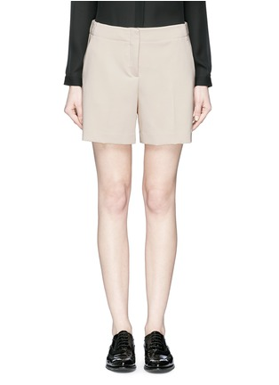 Main View - Click To Enlarge - Theory - 'Masibeth' Admiral Crepe shorts