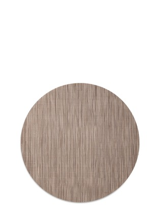 Main View - Click To Enlarge - Chilewich - Bamboo round placemat