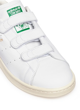 Detail View - Click To Enlarge - Adidas - 'Stan Smith CF' leather sneakers