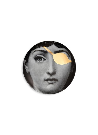 Main View - Click To Enlarge - Fornasetti - Themes and Variations wall plate #008