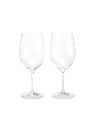 Main View - Click To Enlarge - Riedel - Vinum red wine glass gift set - Cabernet Sauvignon/Merlot (Bordeaux)