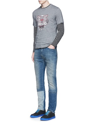 Figure View - Click To Enlarge - KENZO - Tiger print T-shirt
