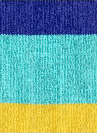 Detail View - Click To Enlarge - Happy Socks - Stripe kids tights