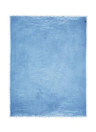 Main View - Click To Enlarge - FRANCO FERRARI - 'Agam' cashmere-cotton scarf