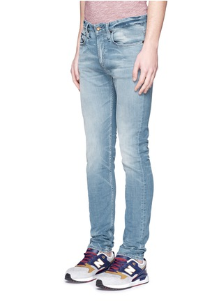 Front View - Click To Enlarge - DENHAM - 'Bolt' skinny jeans