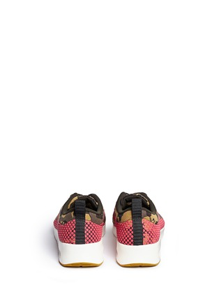 Back View - Click To Enlarge - Nike - 'Air Max Thea Premium Jacquard' camouflage sneakers