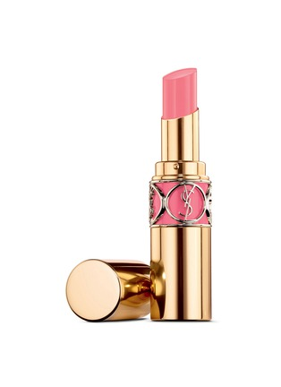 Main View - Click To Enlarge - YSL Beauté - Rouge Volupté Shine Oil in Stick - 51 Rose Saharienne