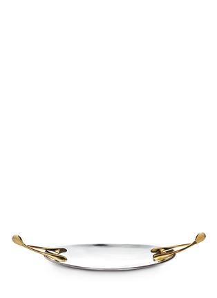 Main View - Click To Enlarge - Lunares - Wishbone large platter