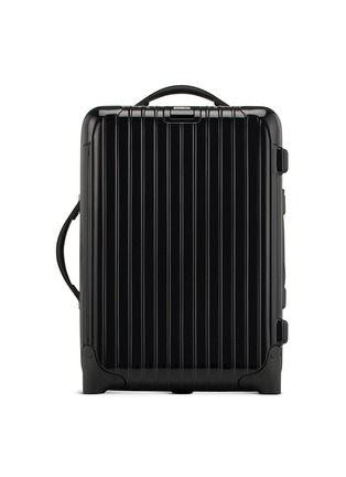 Main View - Click To Enlarge - RIMOWA - Salsa Deluxe Cabin Trolley IATA (Black, 35-litre)