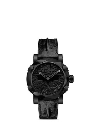 Main View - Click To Enlarge - Romain Jerome - Batman DNA Gotham City PVD coated watch