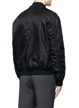 Back View - Click To Enlarge - Givenchy - Bomber jacket