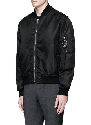 Front View - Click To Enlarge - Givenchy - Bomber jacket