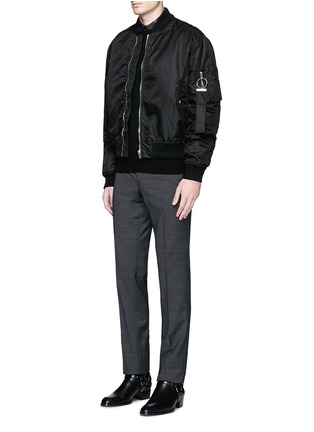 Figure View - Click To Enlarge - Givenchy - Bomber jacket