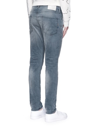 Back View - Click To Enlarge - Scotch & Soda - 'Ralston' slim fit jeans