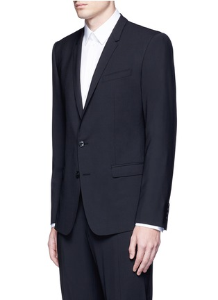 Front View - Click To Enlarge - - - 'Gold' slim fit three piece suit