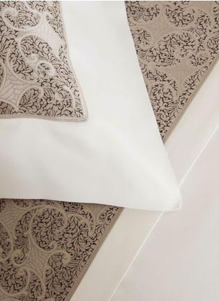 Detail View - Click To Enlarge - FRETTE - Gotico jacquard border standard sham