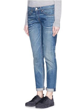 Front View - Click To Enlarge - rag & bone/JEAN - 'The Dre' Boyfriend Skinny jeans