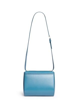 Back View - Click To Enlarge - GIVENCHY - 'Pandora Box' medium leather bag