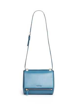 Main View - Click To Enlarge - GIVENCHY - 'Pandora Box' medium leather bag