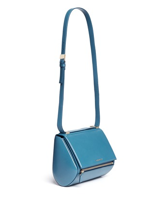 Figure View - Click To Enlarge - GIVENCHY - 'Pandora Box' medium leather bag