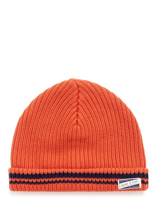 Main View - Click To Enlarge - 70001 - Cotton beanie