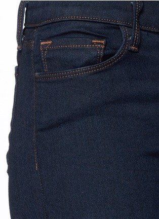 Detail View - Click To Enlarge - J Brand - Mid rise skinny jeans