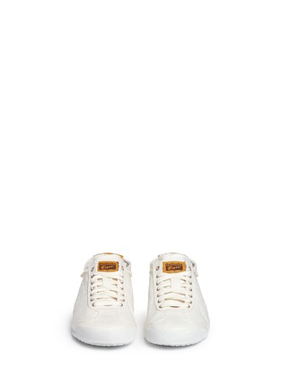 Front View - Click To Enlarge - Onitsuka Tiger - 'Mexico 66' denim sneakers