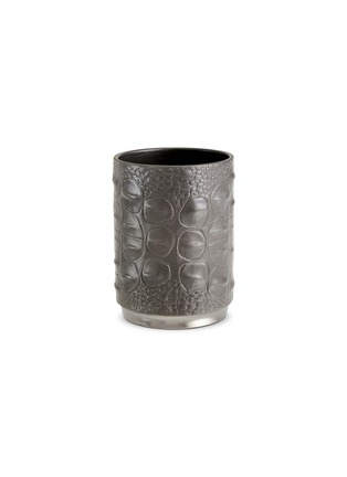 Main View - Click To Enlarge - L'Objet - Crocodile pencil cup