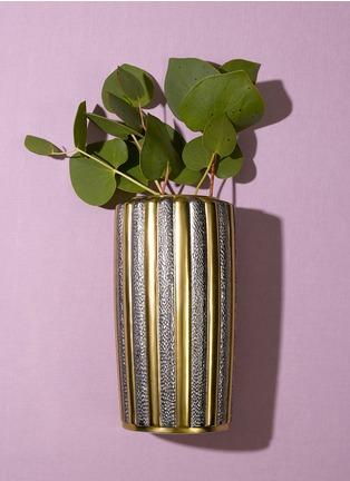 - L'Objet - Voyage d'Or 10th anniversary large vase