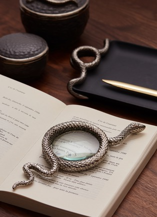 - L'OBJET - Snake small magnifying glass