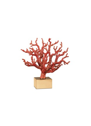 Main View - Click To Enlarge - L'OBJET - Coral centrepiece