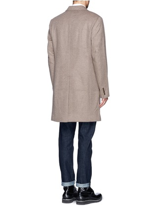 Back View - Click To Enlarge - J.CREW - 'Ludlow' topcoat in wool cashmere