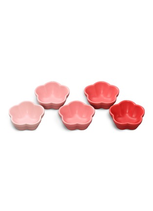 Main View - Click To Enlarge - LE CREUSET - Stoneware mini flower bowl set