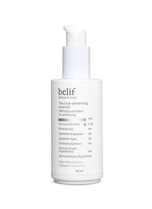 Main View - Click To Enlarge - BELIF - The True Whitening Essence 50ml