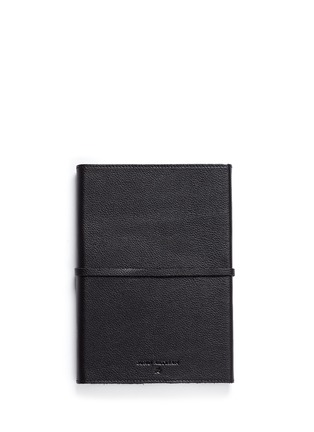 Figure View - Click To Enlarge - Bynd Artisan - A5 soft leather journal