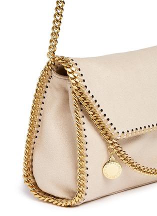 Detail View - Click To Enlarge - Stella McCartney - 'Falabella' mini crossbody chain bag