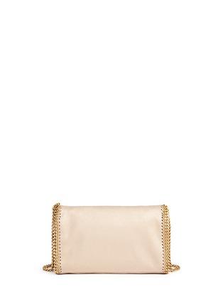 Back View - Click To Enlarge - Stella McCartney - 'Falabella' mini crossbody chain bag