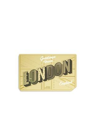 Main View - Click To Enlarge - Tom Dixon - Tool the Bookworm postcard bookmark