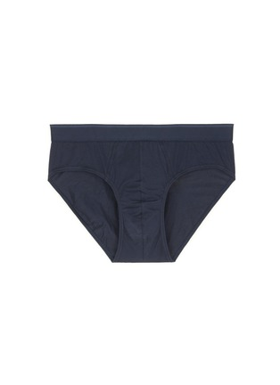 Main View - Click To Enlarge - Sunspel - Stretch cotton briefs